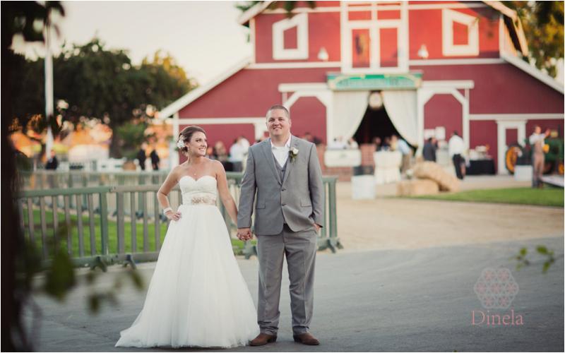 Millennium Barn Wedding OC Fair Centennial Farm Costa Mesa - Orange County Wedding Photographer - Country Wedding 26