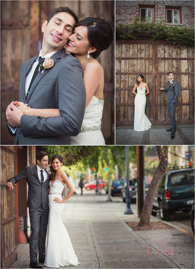 Oliver & Rose wedding downtown San Diego Wedding Photographer 04