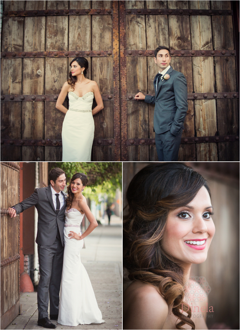 Oliver & Rose wedding downtown San Diego Wedding Photographer 05