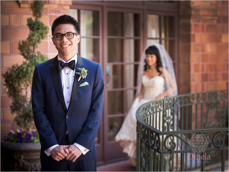 Mission Inn Wedding Ceremony Riverside Wedding Photographer 12