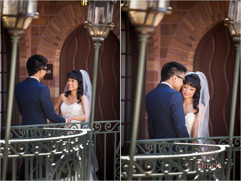 Mission Inn Wedding Ceremony Riverside Wedding Photographer 13