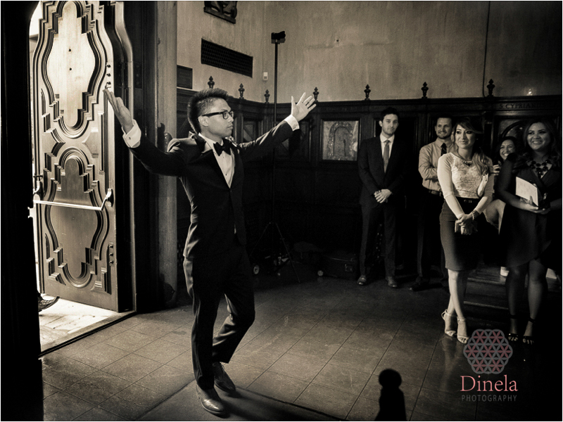 Mission Inn Wedding Ceremony Riverside Wedding Photographer 17