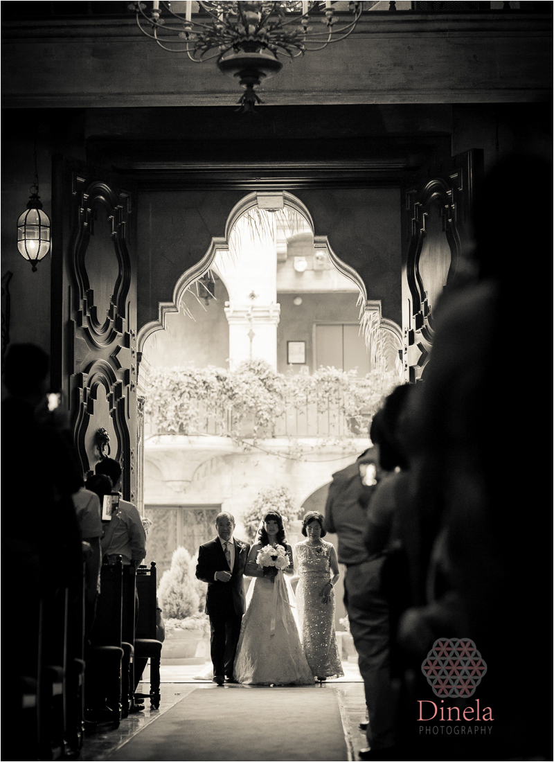 Mission Inn Wedding Ceremony Riverside Wedding Photographer 19