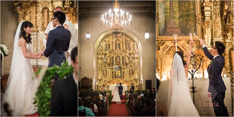 Mission Inn Wedding Ceremony Riverside Wedding Photographer 20