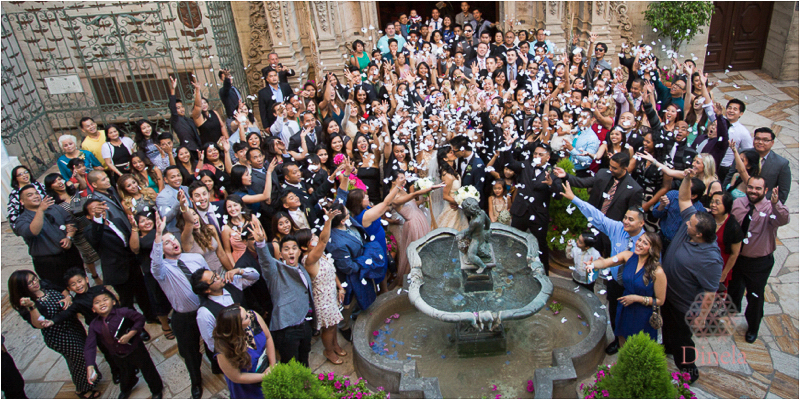 Mission Inn Wedding Ceremony Riverside Wedding Photographer 24