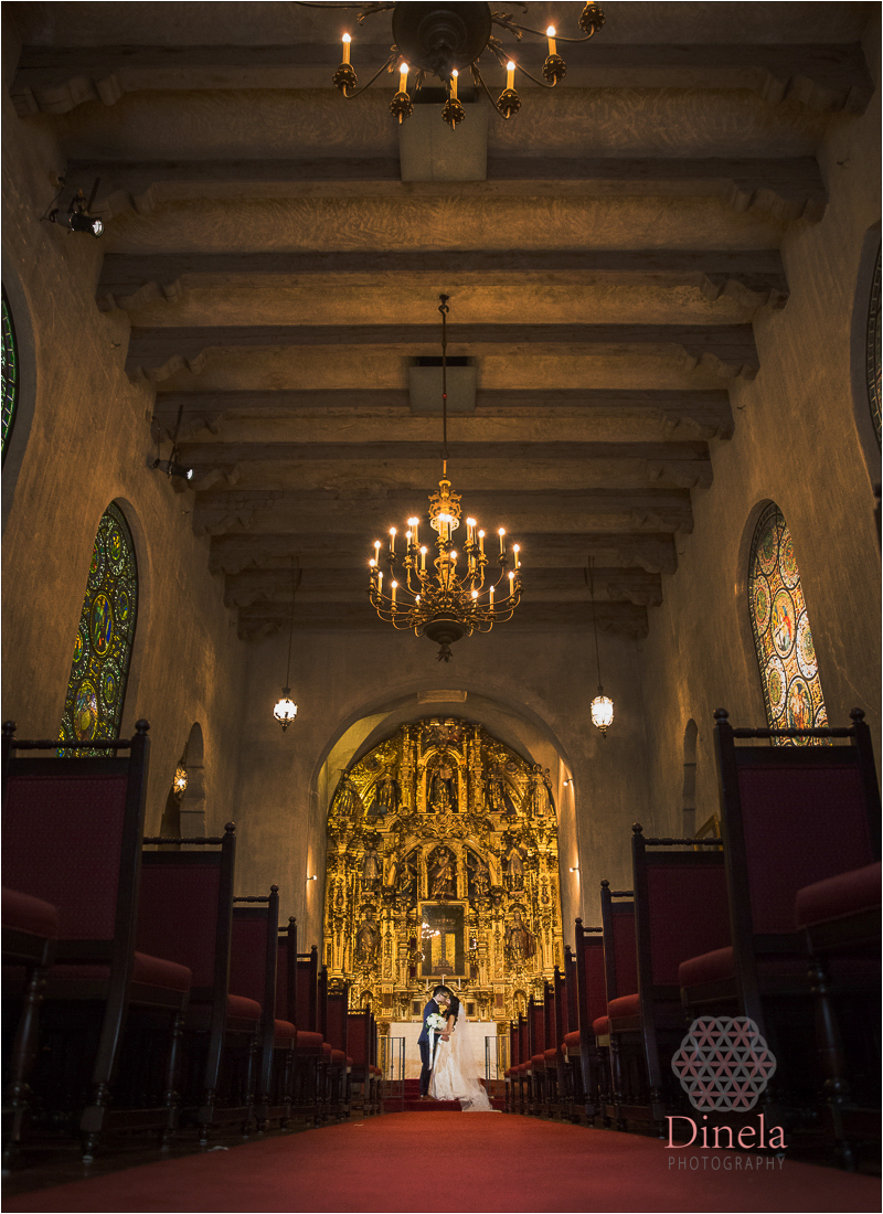 Mission Inn Wedding Ceremony Riverside Wedding Photographer 25