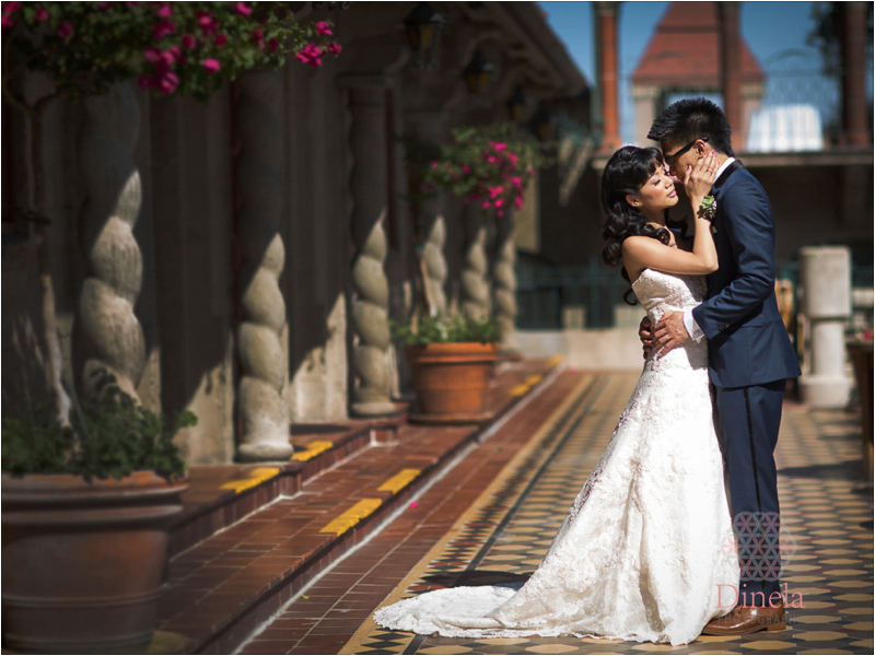 Mission Inn Wedding Ceremony Riverside Wedding Photographer 28