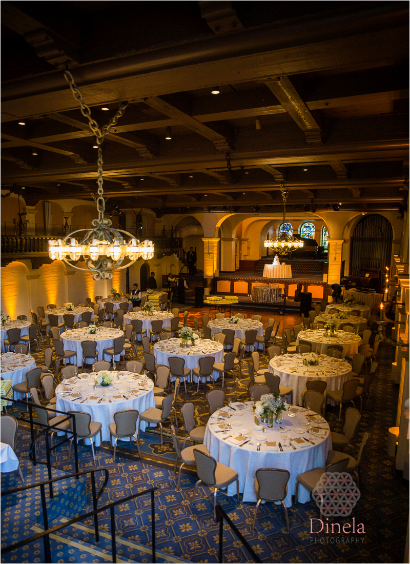 Mission Inn Wedding Reception Riverside Wedding Photography 01